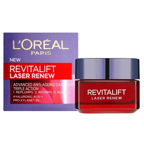 L Oreal Day l oreal revitalift laser renew day chemist