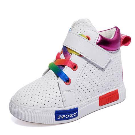 Sepatu Sneakers Rainbow sneakers high tops white beli murah sneakers high tops