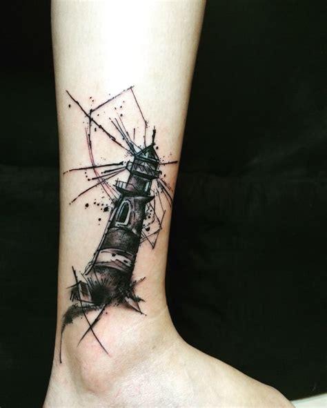lighthouse tattoo  hendric shinigami  tattoo