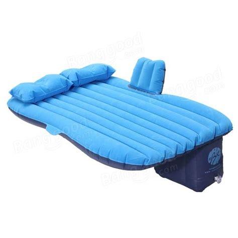 Car Air Mattress by Car Air Bed Outdoor Cing Seat Rest Mattress