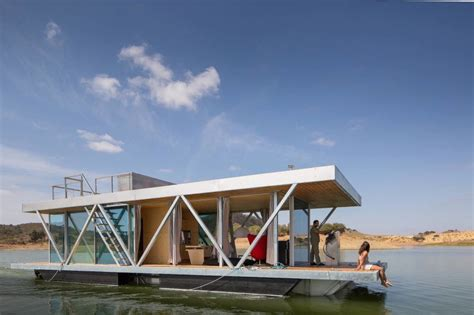 friday floatwing solar powered floatwing home in portugal generates a year