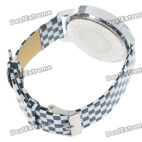 tv test pattern quartz watch fashion television tv test pattern quartz wrist watch