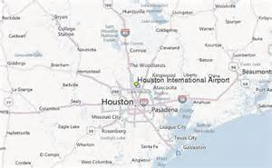 houston texas airport map houston airport weather report