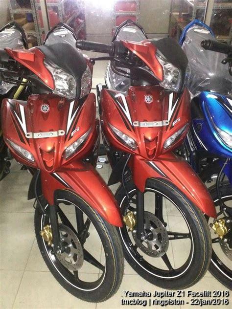 Stiker Striping Yamaha Jupiter Mx Lorenzo Merah Spec B Tanpa Coating 1 varian warna baru yamaha jupiter z1 2016 saiisoku