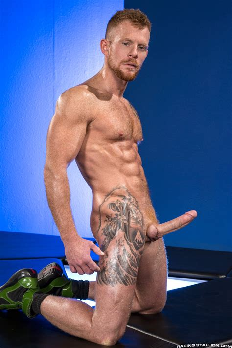 A Hot New Ginger Jack Vidra From Ragingstallion