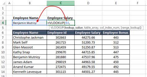 Lookup Lookup Excel Vlookup Guide With 8 Exles