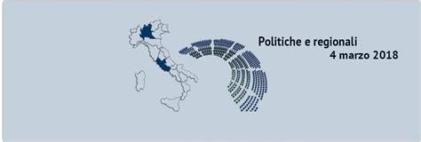 interno elezioni regionali elezioni 2018 ministero dell interno