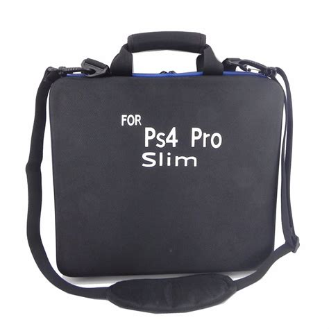 Sale New Travel Bag For Sony Ps4 Slim Tas Ps4 Slim customized universal shockproof travel console bag for sony ps4 pro ps4 slim buy universal