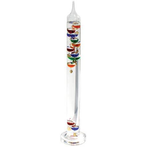 Thermometer Glass h b durac b62000 0200 galileo glass thermometer 60 176 f to