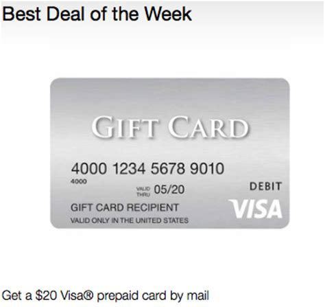 Visa Gift Card Only 1 - new staples deal 20 back on 300 visa gift card purchase
