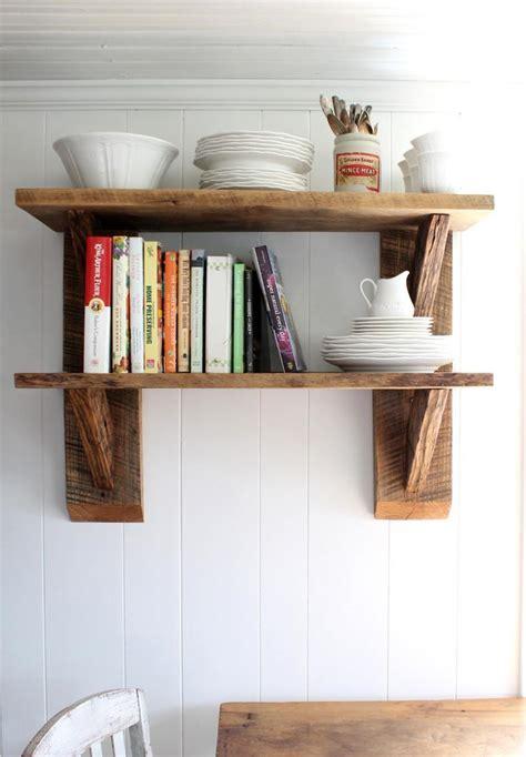 reclaimed wood kitchen shelves reclaimed wood oak kitchen shelves the best wood furniture
