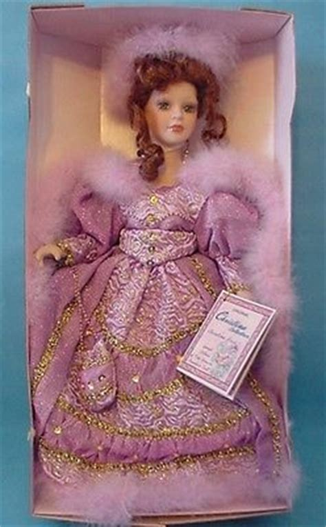 porcelain doll laser collection genuine porcelain doll