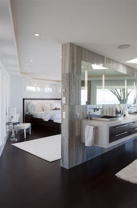 Bedroom Bathroom Designs Modern Master Bedrooms With En Suite Bathroom Designs Abpho