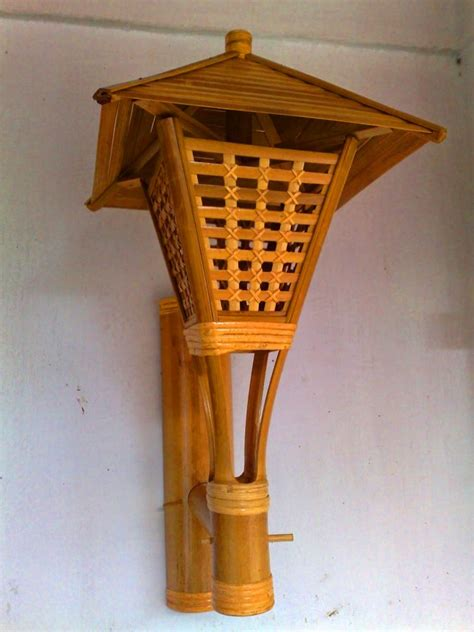 Bambu Unik Lubang Tawon selain untuk bahan bangunan dan sayuran bambu bisa