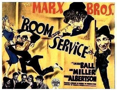 Room Service 1938 by Review Room Service 1938 Bored And Dangerous