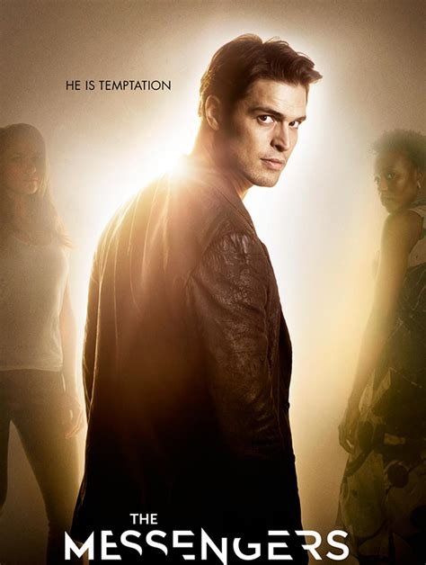 the series the messengers s 233 rie tv 2015 allocin 233