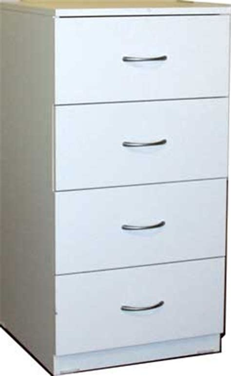White Melamine Chest Of Drawers by Melamine Chest Of Drawers Castle Hill