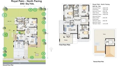 facing villa plan italian villa house plans villas