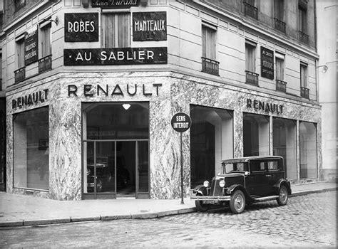 garage renault lyon voiture ancienne car photos les plus belles de