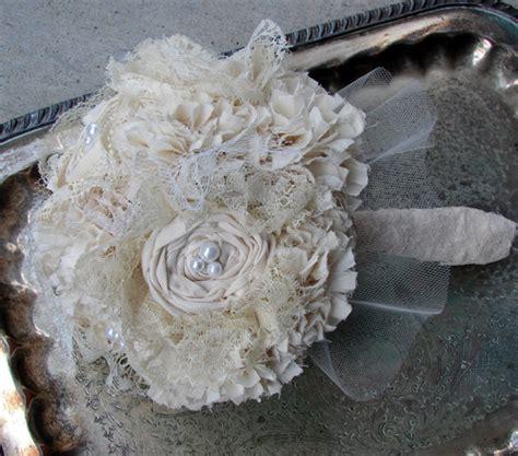 fiori in tessuto per abbigliamento bouquet ecologici di stoffa 5 29812 sposalicious