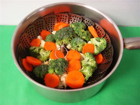 cocinar verduras al vapor cocina al vapor cocinar para mi familia