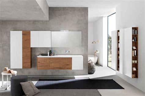 mobili pensili da bagno mobili da bagno con capienti colonne pensili idfdesign