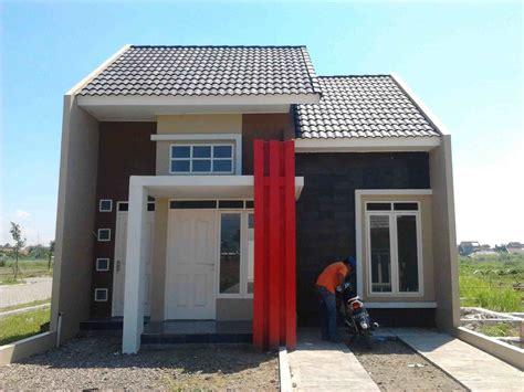 foto desain depan rumah ツ desain rumah minimalis 2 lantai type 45 modern terbaru