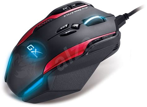 Mouse Gx Gaming Gila genius gx gaming gila mouse alzashop