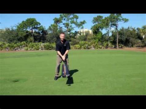powerchute golf swing trainer powerchute getting started youtube