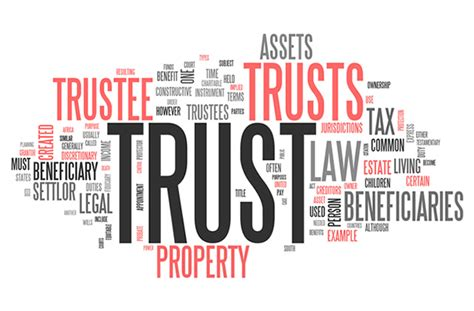 And The Tr St by Trust Administration Living Trust Management Dignam