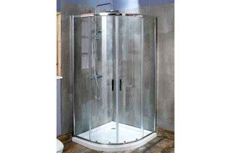 750 X 750 Quadrant Shower Enclosure by Quadrant Shower Enclosures Shower Enclosure