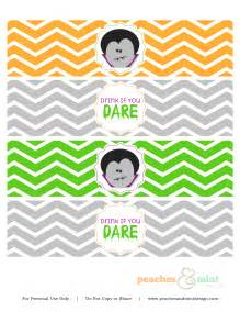free halloween printables peaches amp mint design catch party