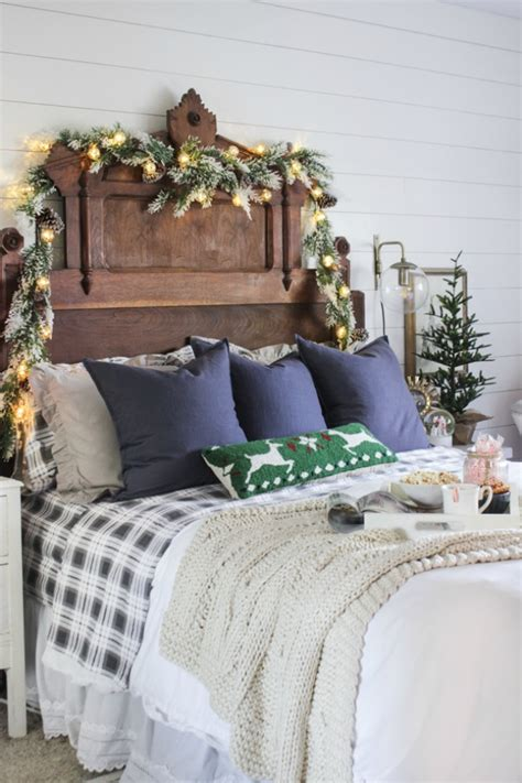 decorate bedroom christmas christmas inspiration house of hargrove