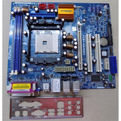 Mainboard Sockel 754 by Mainboard Asrock K8nf6p Vsta Amd Sockel 754 Ddr Pcie Sata Matx B17
