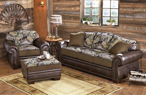 deer valley lodge sofa deer print sofa home the honoroak