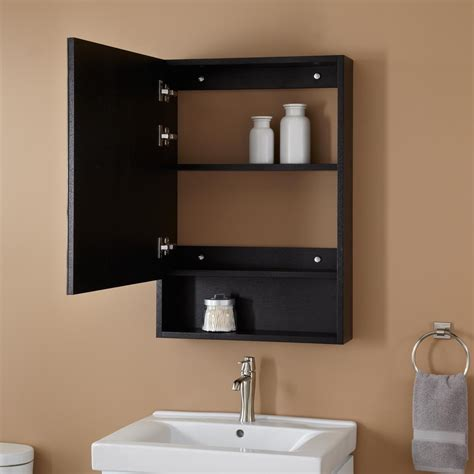black bathroom medicine cabinet 22 quot kyra medicine cabinet bathroom