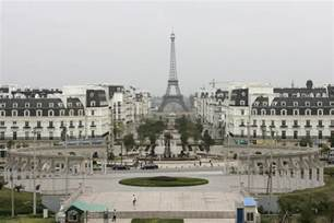 abandoned cities in china deserted places a parisian ghost town in the middle of china