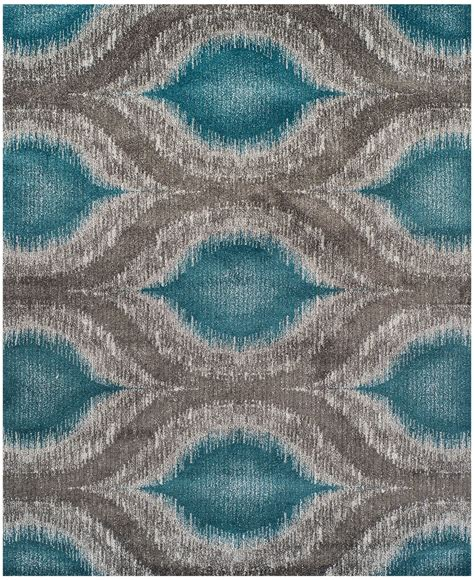 teal colored area rugs neo grey cove teal 9 6 quot x 13 2 quot area rug cove f c teal