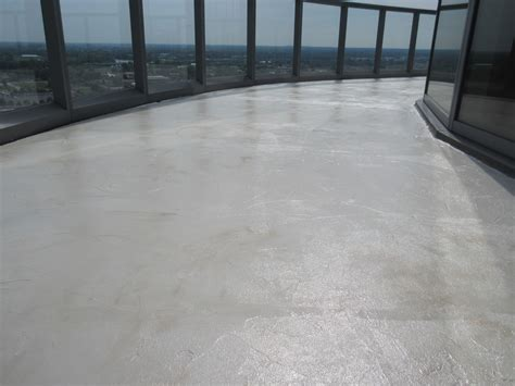 outdoor concrete flooring balcony project premier concrete