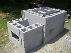 Backyard Pig Roast How To Build A Cinder Block Grill