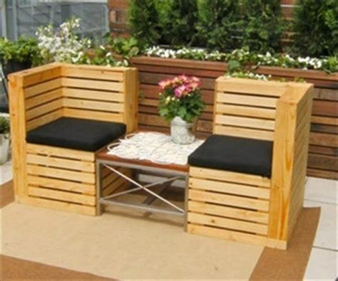 Diy Pallet Patio Bench Ideas 99 Pallets Patio Furniture Wood Pallets