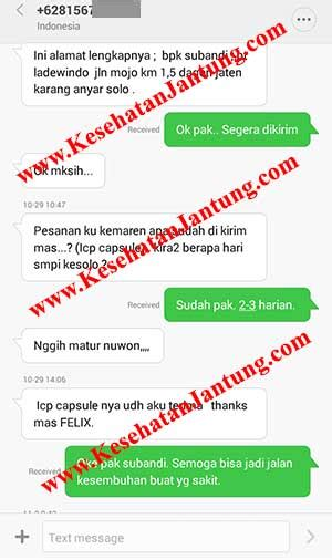 Obat Herbal Icp distributor icp capsule obat herbal jantung koroner stroke