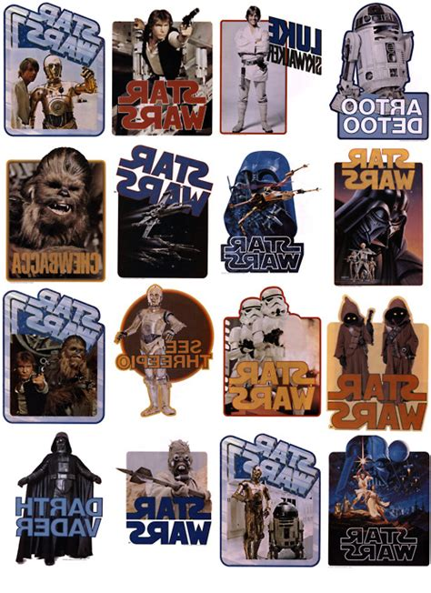 star wars printable iron on transfers the dork review rob s room 1977 star wars iron on