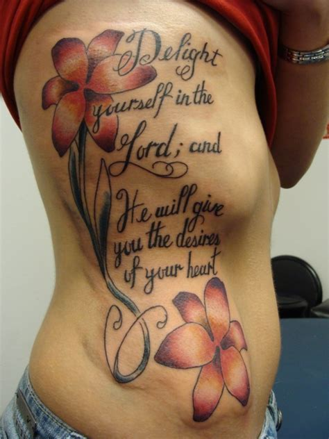 tattoo bible quotes for men 25 bible quote tattoos which look really religious