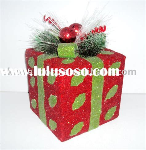 ideas for decorating christmas gift boxes images