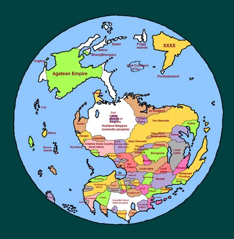 discworld map discworld on terry pratchett maps and charts