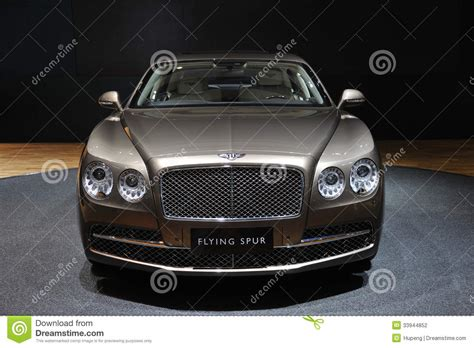 bentley s photography bentley flying spur front editorial photography image