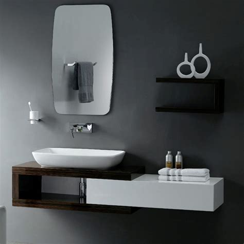 Contemporary Bathroom Vanity Modern Wall Hung Bath Vanities Bathroom Vanities Ideas