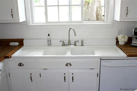 farmhouse kitchen cabinet hardware country kitchen with diy reclaimed wood countertop