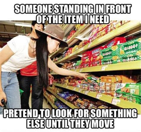 Grocery Meme - every time i m at the grocery store weknowmemes